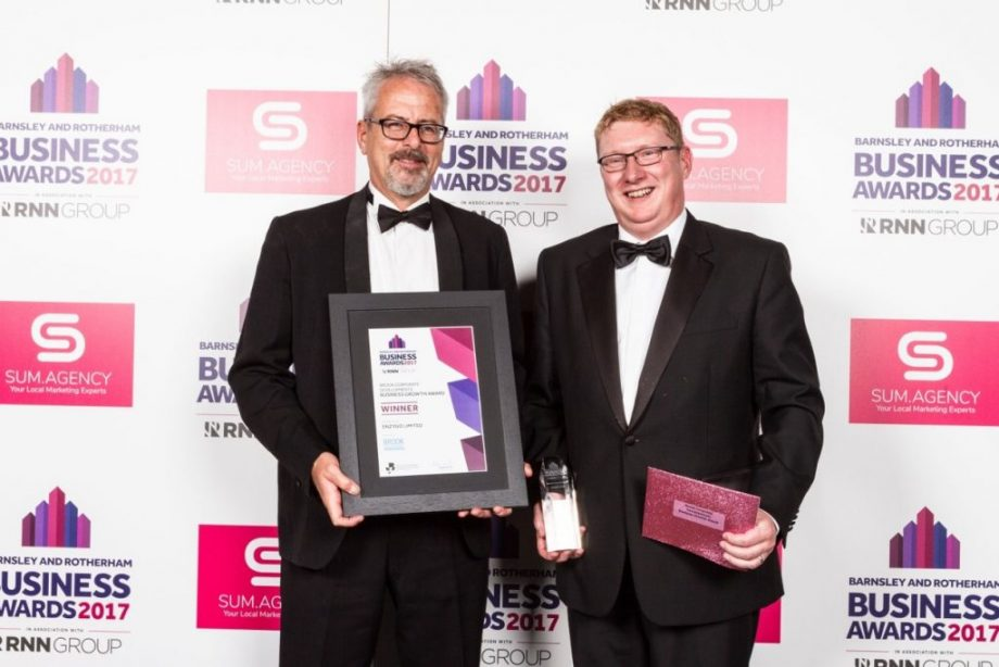 Barnsley and Rotherham Business Awards 2017