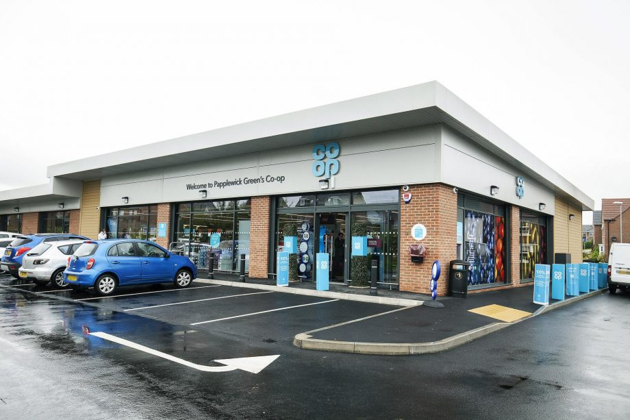 Papplewick Lane Hucknall Co-op