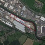 River Calder Brighouse site location
