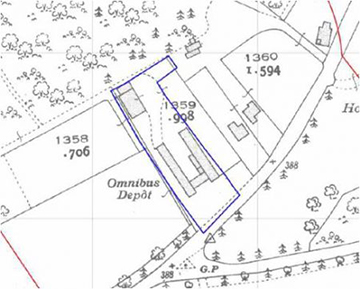 Wreccleshall Hill site history