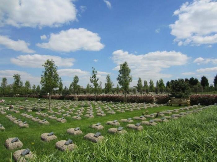 Harold Wood Muslim Garden of Peace