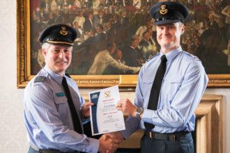 Scott Dawson RAF Course