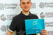 Charles Hague Wins Apprentice of the Year!