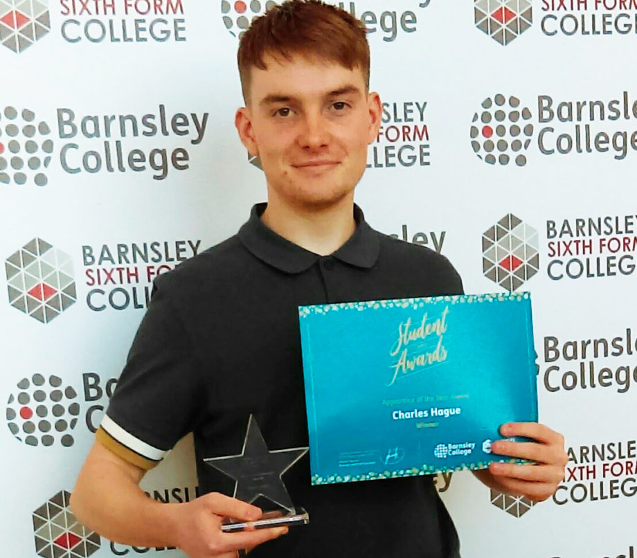 Barnsley College Apprentice Of The Year