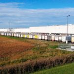 Multimodal green sheds for the future's last mile