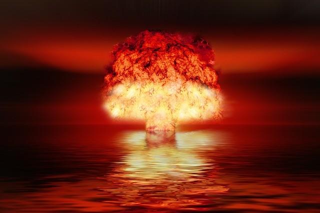 Solar nuclear v manmade nuclear