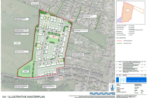 Pitt Street Residential Development - Site Layout