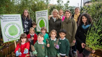 Tes Awards 2020 Environment champion of the year