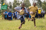 Enzygo continue to support Friends of Rwandan Rugby charity